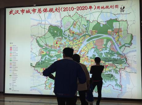 Wuhan-Master-Plan